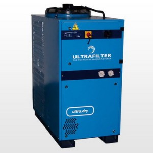 UDW 02350 - 39167 l/min - DN80 (Water cooled)