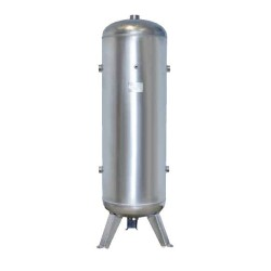 Tank 50 L SS316L (PED) - Vertical - 11 bar